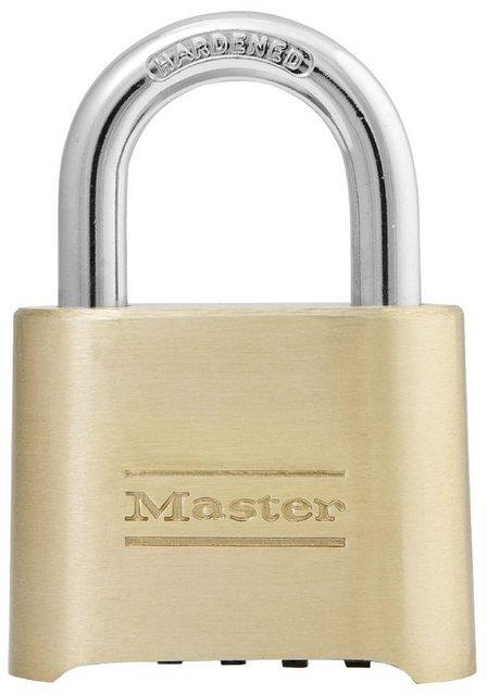 Master Lock Vorhängeschloss, Sicherheitsklasse 8, Messing