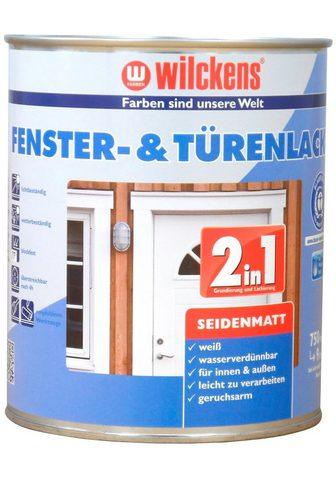 Wilckens Farben Tür- ir Fensterlack »2in1« geruchsarm