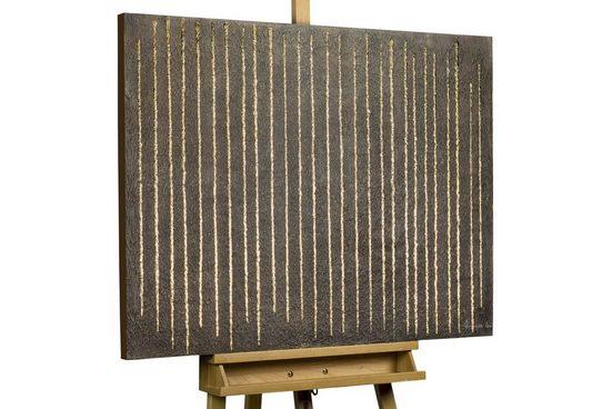 KUNSTLOFT Gemälde »Rahmen der Zukunft«, handgemaltes Bild auf Leinwand