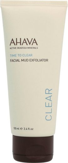 AHAVA Reinigungsschaum »Time To Clear Facial Mud Exfoliator«