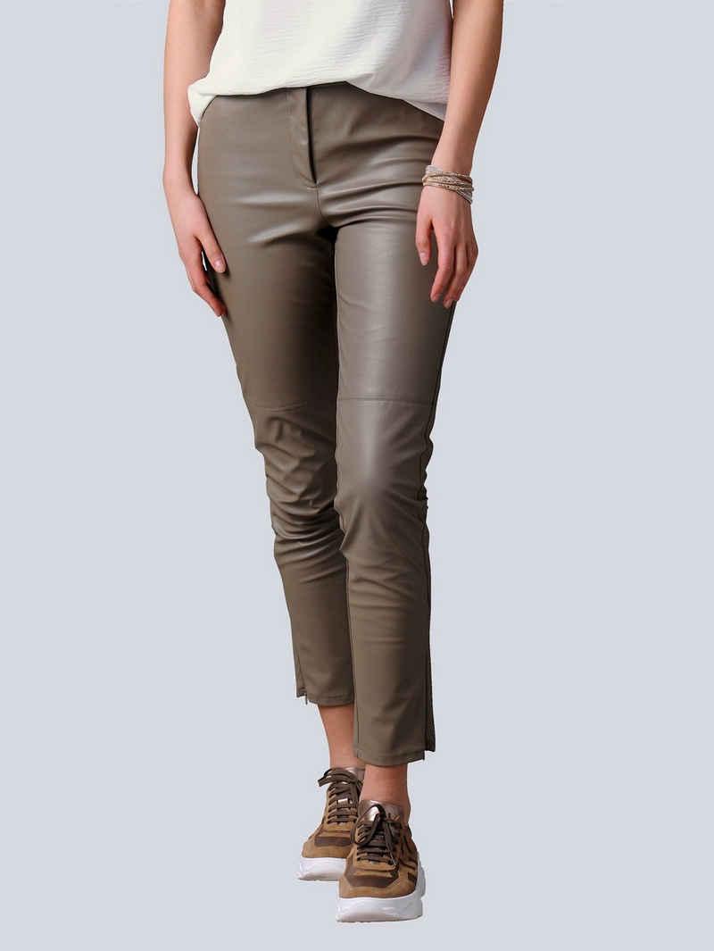 Alba Moda Leggings in verkürzter Form