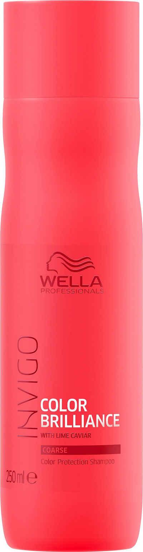 Wella Professionals Haarshampoo »Invigo Color Brilliance Color Protection Shampoo Coarse«, farbschützend