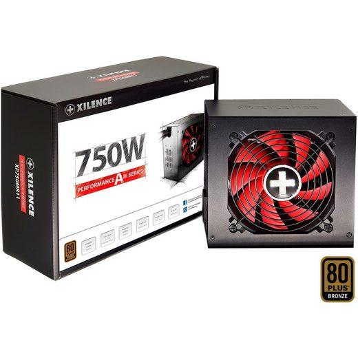 Xilence »Performance A+III 750W« PC-Netzteil