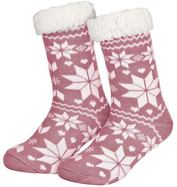 Egomaxx Socken »2613« (1-Paar) Thermo Socken VIXEN | Sportbekleidung > Funktionswäsche > Thermosocken | Egomaxx
