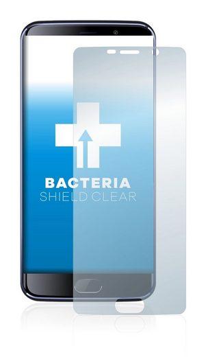 upscreen Schutzfolie »für Elephone S7«, Folie Schutzfolie klar antibakteriell