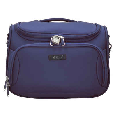 D&N Beautycase »Travel Line 6400«, Polyester