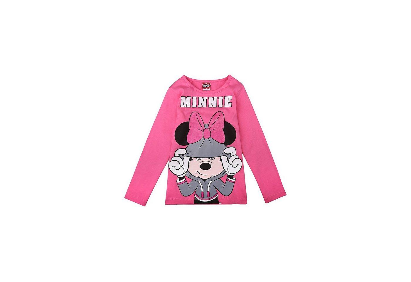 otto - Shirt Minnie Mouse Langarmshirts für Mädchen