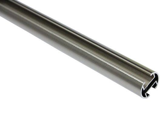 Gardinenstange »Gardinenstange mit Innenlauf II«, GARDINIA, Ø 20 mm, Fixmaß, Einzelprogramm Chicago 20 mm