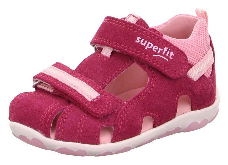 Superfit »Fanni WMS Weiten-Messsystem: mittel« Sandale mit Klettverschluss