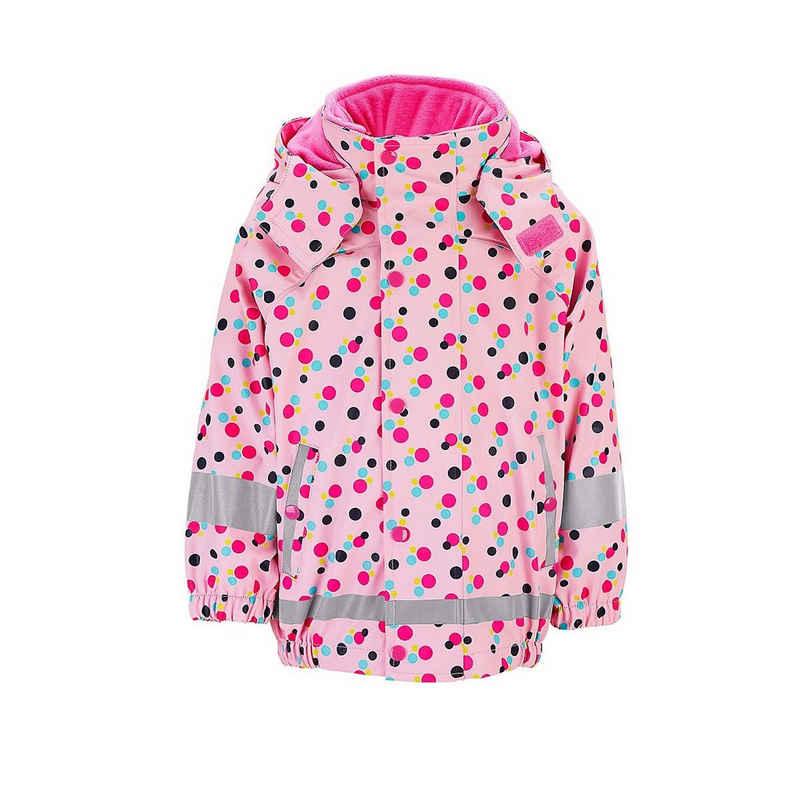 Sterntaler® Regenjacke »Regenbekleidung Regenjacke mit Innenjacke«