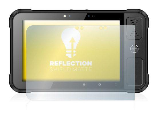 upscreen Schutzfolie »für Chainway P80«, Folie Schutzfolie matt entspiegelt