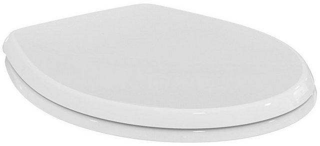 WCs und Zubehör - Ideal Standard WC Sitz »Eurovit«, mit Edelstahlscharnieren  - Onlineshop OTTO