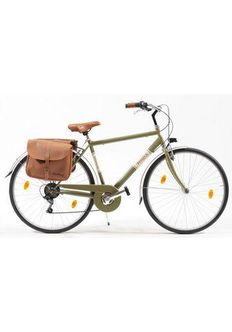 VENICE - I love Italy Dviratis »Citybike 605 Man« 6 Gang Ket...
