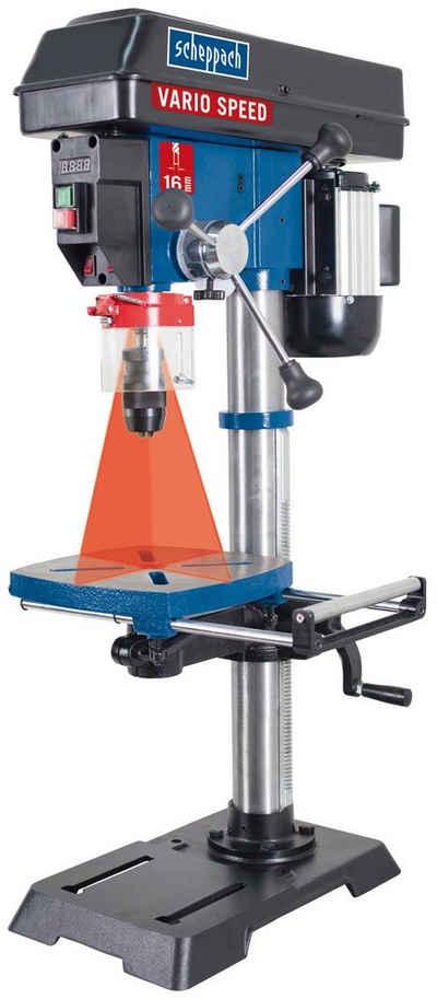 Scheppach Tischbohrmaschine »DP18Vario«, 230 V, max. 2580 U/min