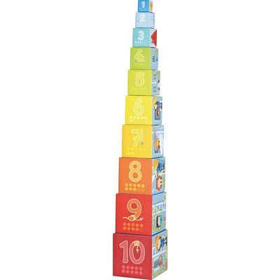 Haba Stapelspielzeug »HABA 304238 Stapelwürfel Feuerwehr«