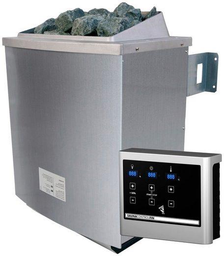 Karibu Saunaofen, 4,5 kW, externe Steuerung, »Easy Finnisch«, mit Steinen