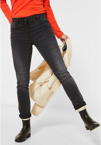 Cecil Röhrenhose 5-Pockets Style