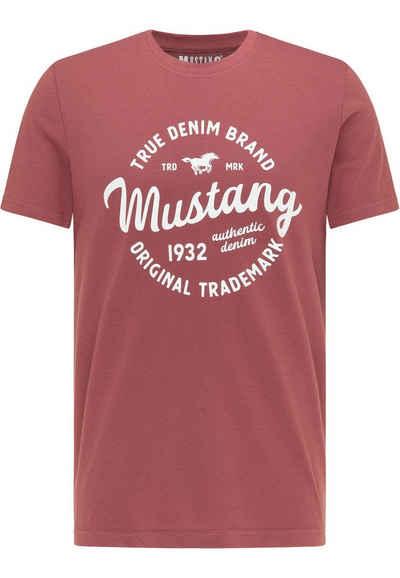 MUSTANG T-Shirt »Alex« (1-tlg)