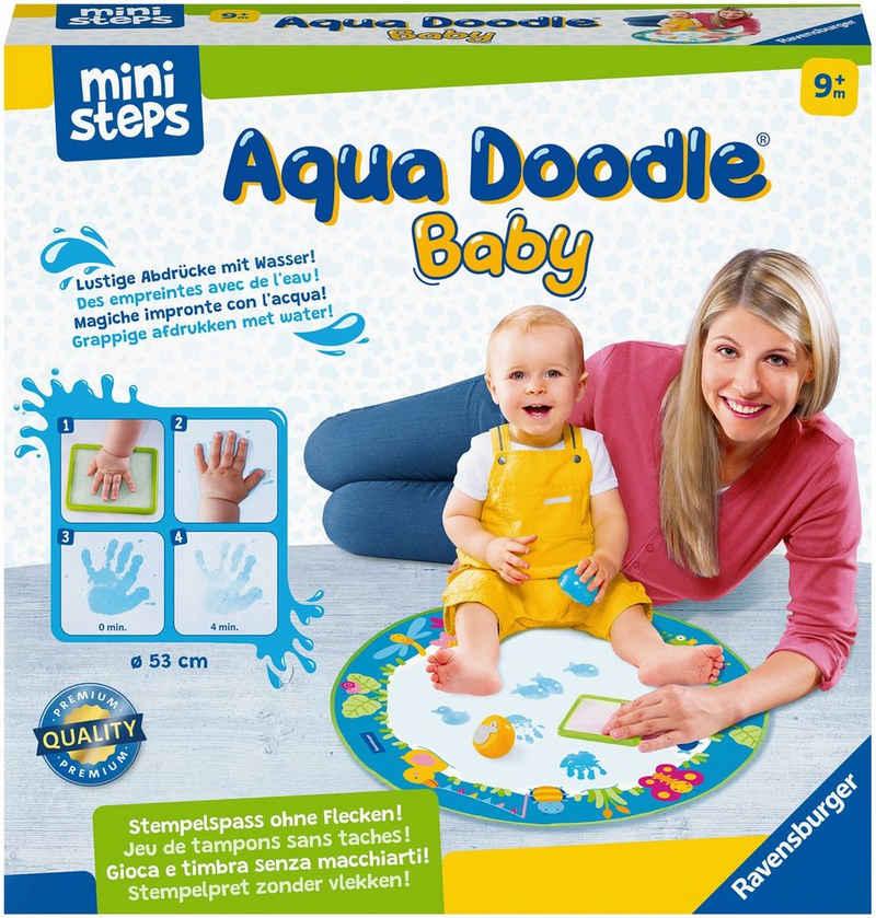 Ravensburger Kreativset »ministeps® Aqua Doodle® Baby«, Made in Europe; FSC® - schützt Wald - weltweit