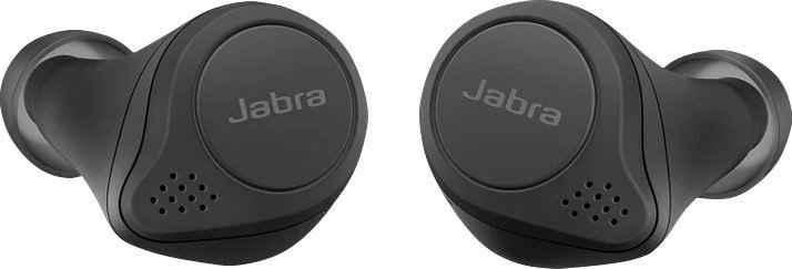 Jabra »Elite 75t WLC« wireless In-Ear-Kopfhörer (Rauschunterdrückung, Multi-Point-Verbindung, Siri, Google Assistant, Bluetooth)