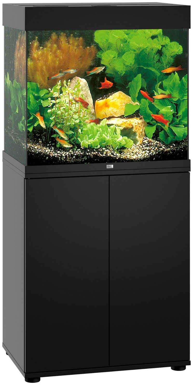 JUWEL AQUARIEN Aquarien-Set »Lido 120 LED«, 120 Liter, Gesamtmaß BxTxH: 61x41x131 cm