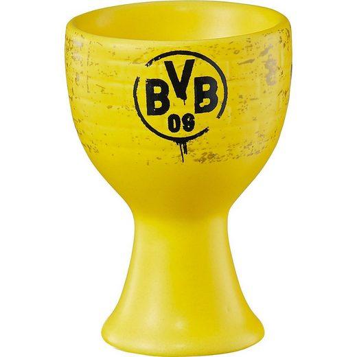 Borussia Dortmund Eierbecher »BVB-Eierbecher Gelbe Wand ...