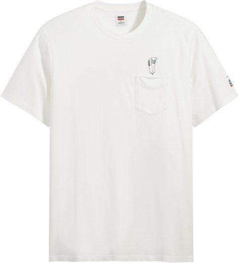 Levi's® T-Shirt »Levi's® x Peanuts®« mit Snoopyprint