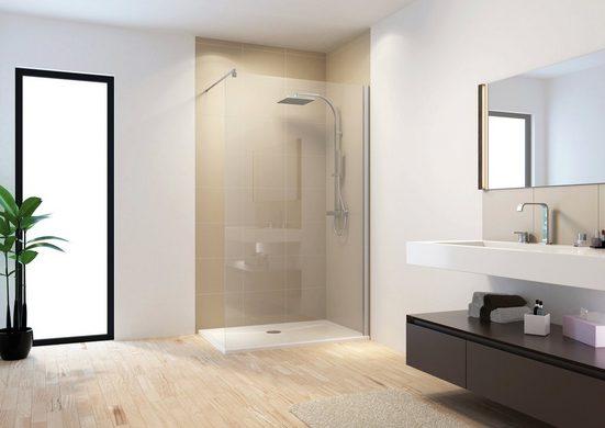 SCHULTE Walk-In Dusche »MasterClass«, verschiedene Breiten