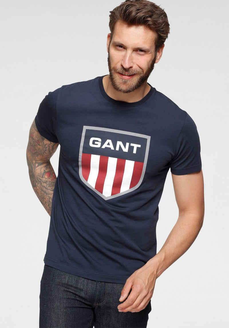 Gant T-Shirt »RETRO SHIELD«