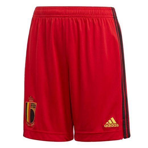 adidas Performance Shorts »Belgien Heimshorts«