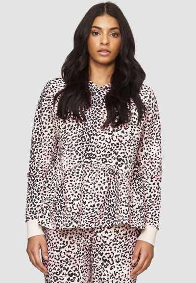 Cotton Candy Kapuzensweatshirt »PANJA« in angesagtem Animal-Look