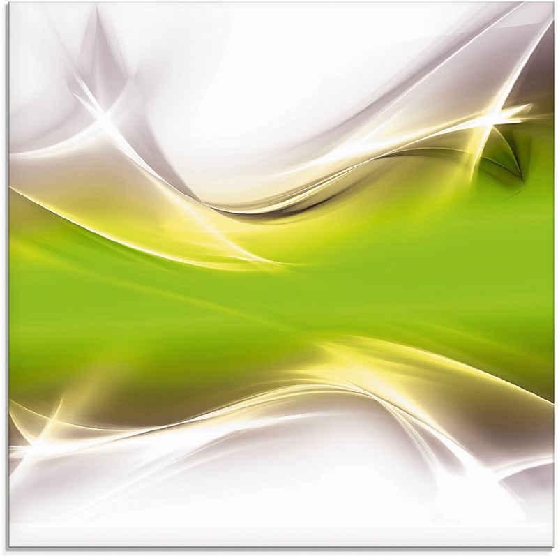 Artland Glasbild »Kreatives Element«, Gegenstandslos (1 Stück)