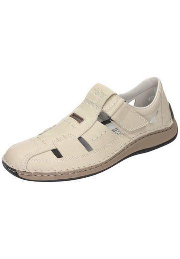 Rieker »Slipper« Sandale aus echtem Leder