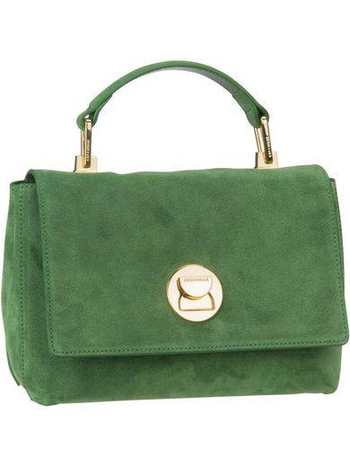 COCCINELLE Handtasche »Liya Suede 5840«, Henkeltasche