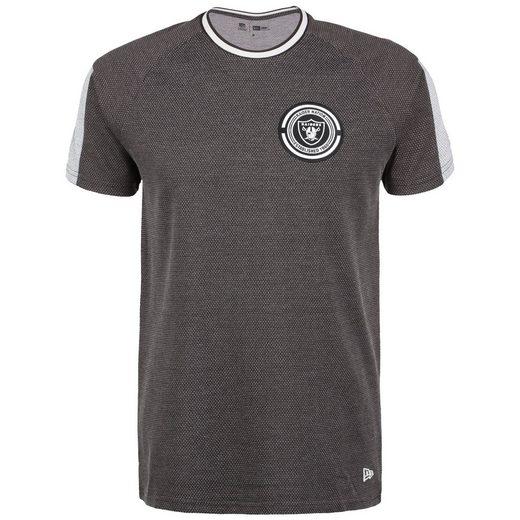 New Era T-Shirt »Nfl Oakland Raiders Raglan«