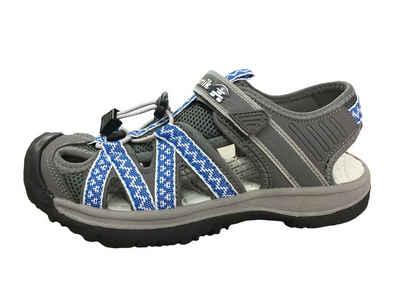 Kamik »kamik Damen Sandale IS< Islander2 HK2249-GRY grau/kombi« Sandale