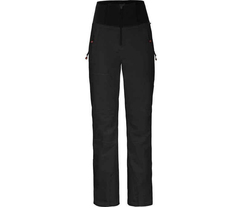 Bergson Skihose »MIEN Slim« Damen Skihose, wattiert, 20000 mm Wassersäule, Normalgrößen, schwarz