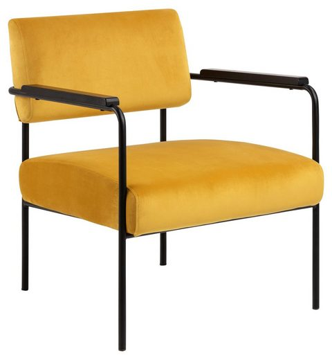 ebuy24 Relaxsessel »Clare Sessel gelb.«