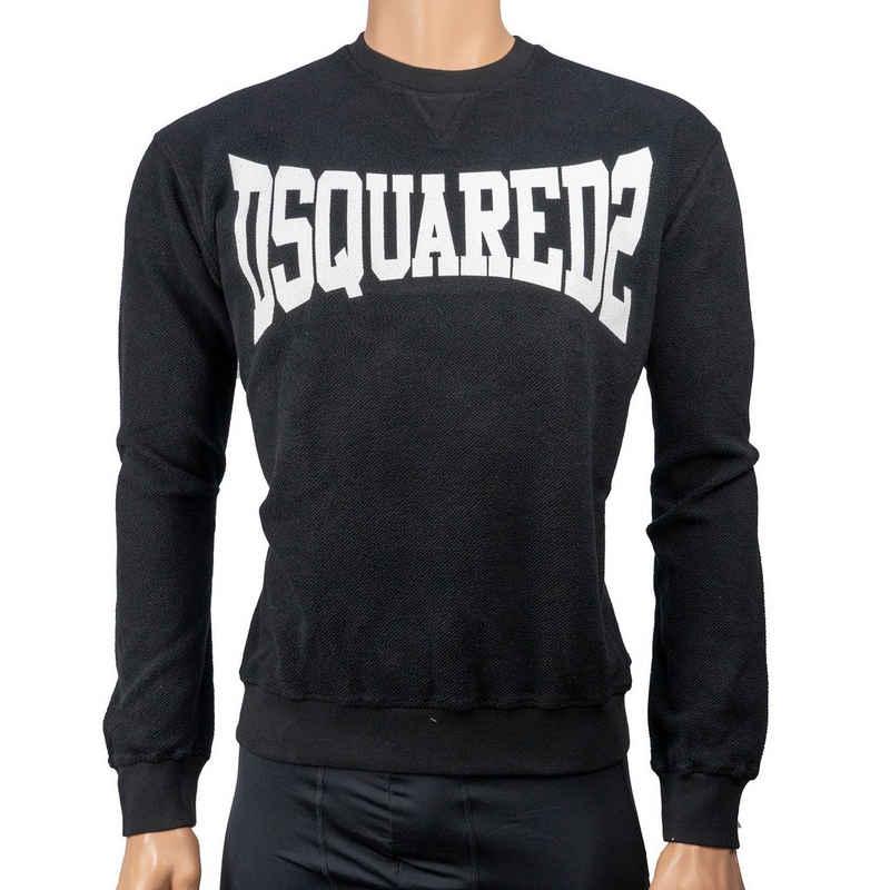Dsquared2 Sweatshirt »S71GU0379« Außergewöhnliche Textilstruktur