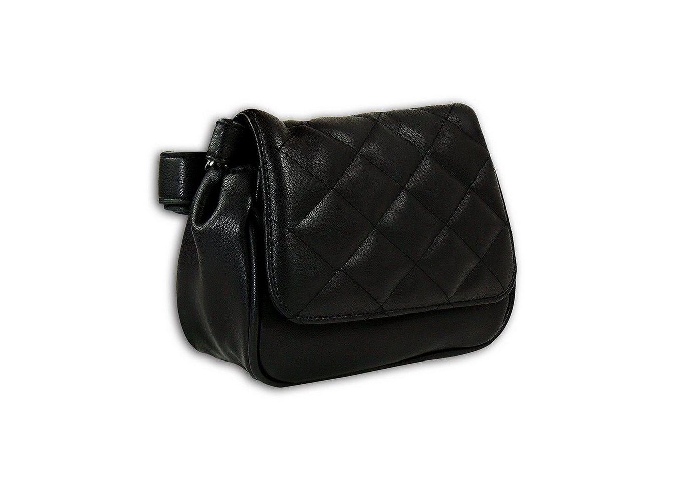 new bags -  Gürteltasche »OTD5025X  2in1 Dame Hüfttasche« (Gürteltasche), Damen, Jugend Tasche, ca. 20,5cm x ca. 4,5cm