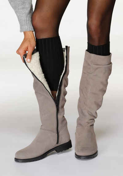 Lavana Stulpensocken (3-Paar) für Stiefel