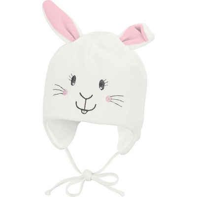 Sterntaler® Schirmmütze »Baby Mütze für Mädchen«