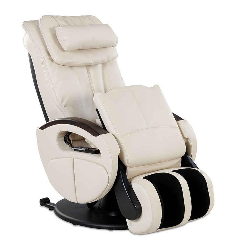 aktivshop Massagesessel »Massagesessel Komfort Deluxe mit Aufstehhilfe«