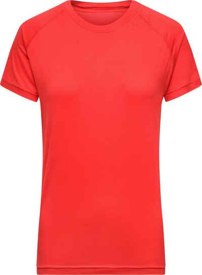 James & Nicholson Trainingsshirt »Sport Shirt FaS50519 aus recyceltem Polyester«