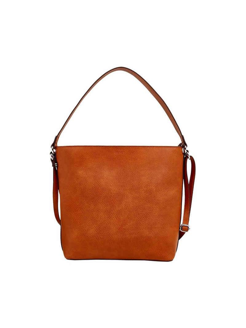 Esprit Schultertasche »Hobo Bag in Leder-Optik«