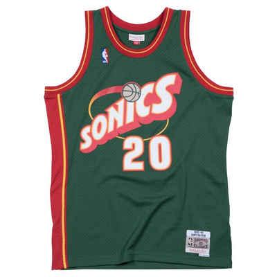 Mitchell & Ness Basketballtrikot »Swingman Jersey Seattle SuperSonics 199596 Gary Payton«