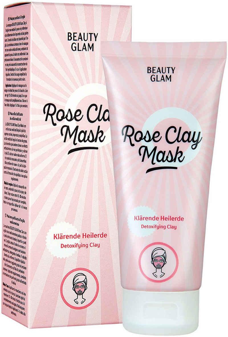 BEAUTY GLAM Gesichtsmaske »Beauty Glam Rose Clay Mask«