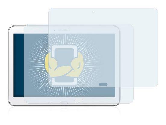 BROTECT Schutzfolie »für Samsung Galaxy Tab 4 10.1 SM-T535«, (2 Stück), Folie Schutzfolie klar