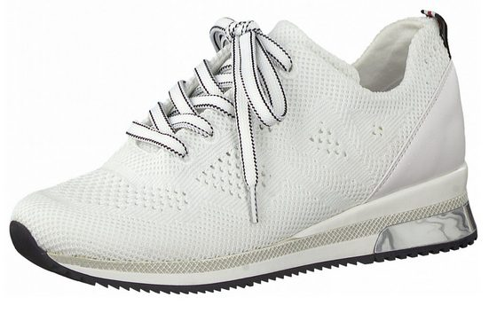 MARCO TOZZI »2-23750-26 197 White Comb« Sneaker