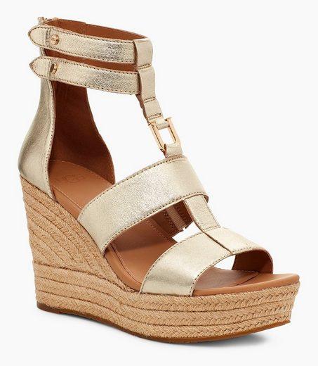 UGG »Kolfax« Sandalette mit Fersenreißverschluss